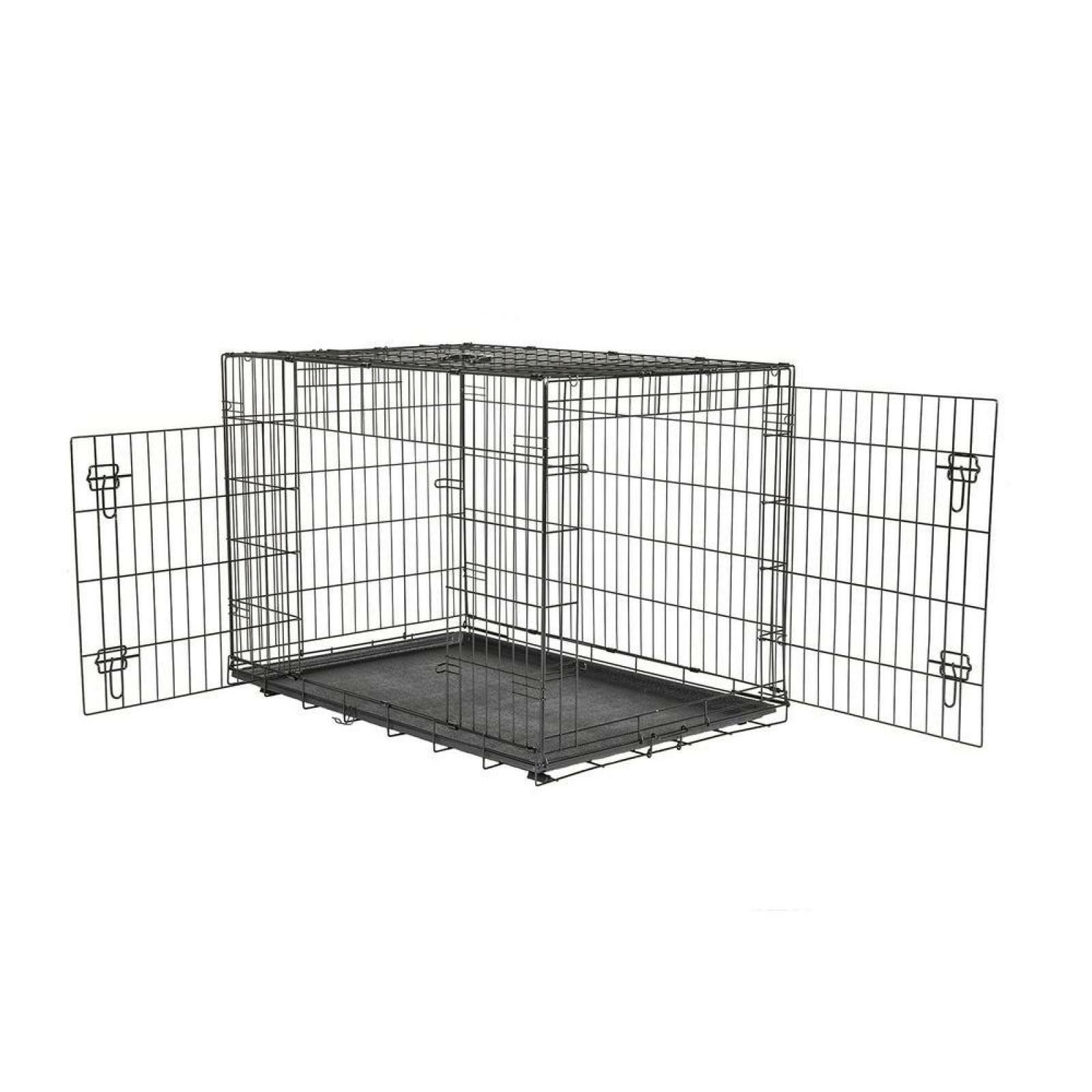 Pet Crate for Large Dog Welded Wire Kennel House Traveling A