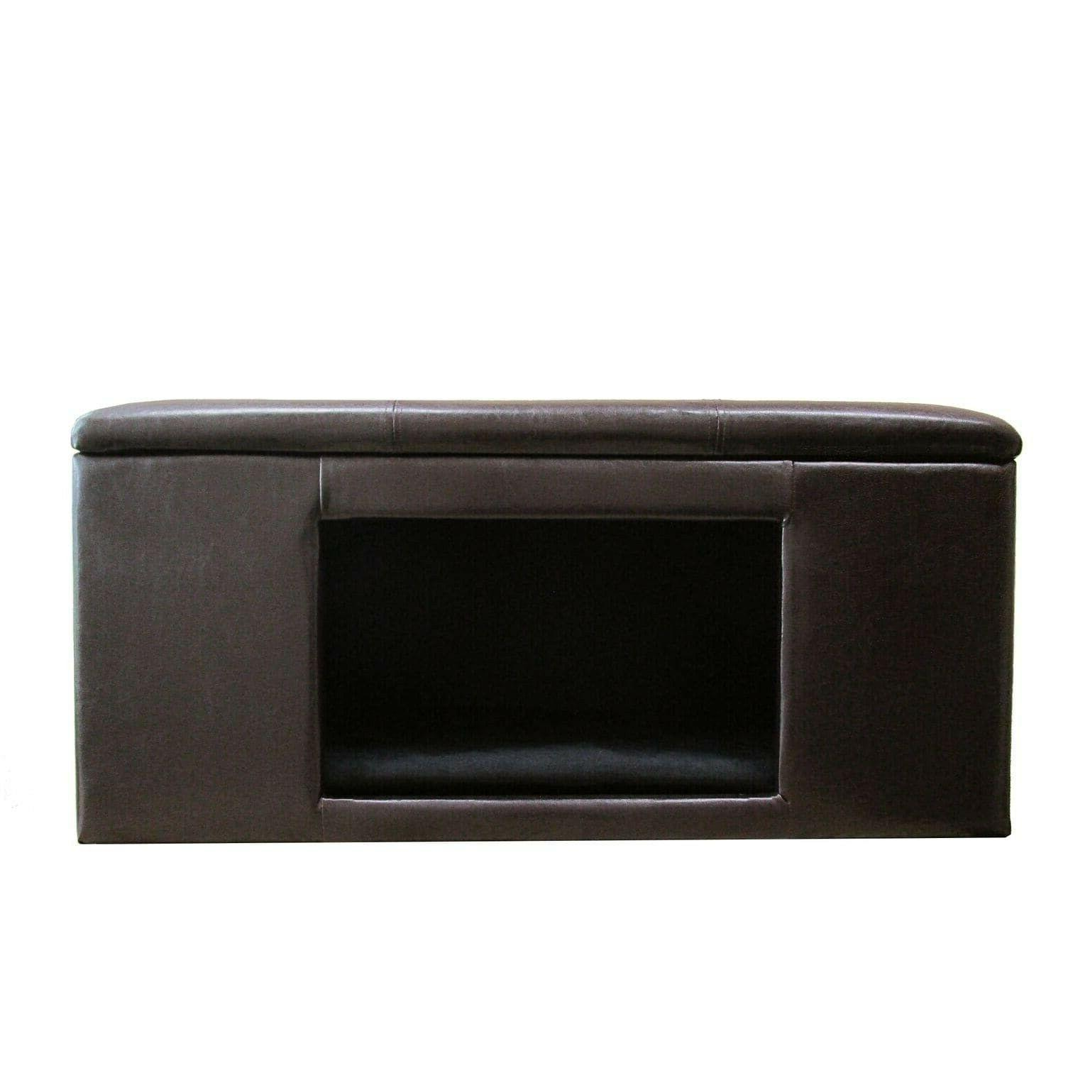 Pet Cat Bed Bench Appreciate the of this luxury pet furniture