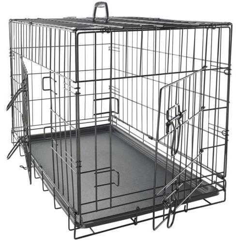 Pet Crate Kennel Cage Cushion Warm House Kit