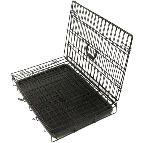 Pet Dog Crate Kennel Cage Bed Pad Cushion Warm Soft House