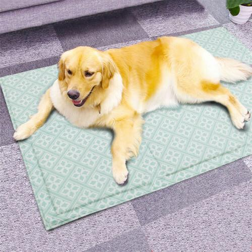 Pet Gel Mat Pad for Kennels and No Need