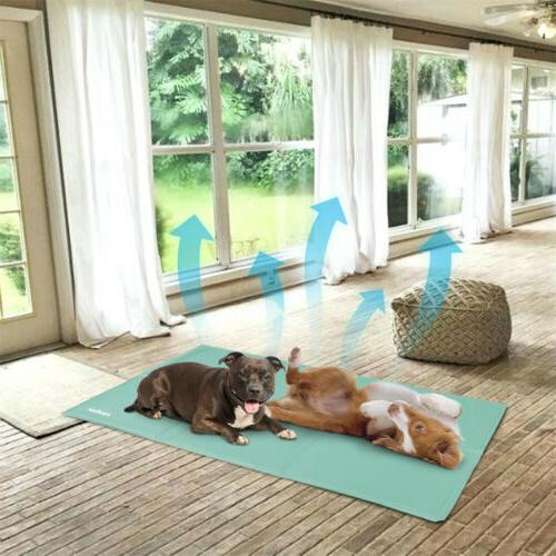 Pet Dog Self Gel Mat for Kennels No Need