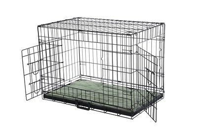 Confidence Folding Dog Crate Puppy With