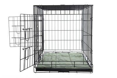 Confidence Folding Dog Crate Puppy Bed