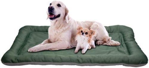 XIAOO Pet Pad Mat Soft Crate Bed Kennel for Small Medium Lar