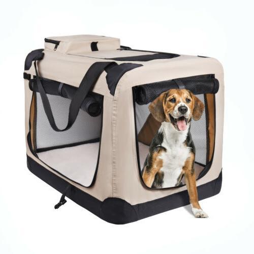 Pets Kennel Pet Indoor Home & Outdoor Use - Sided Door