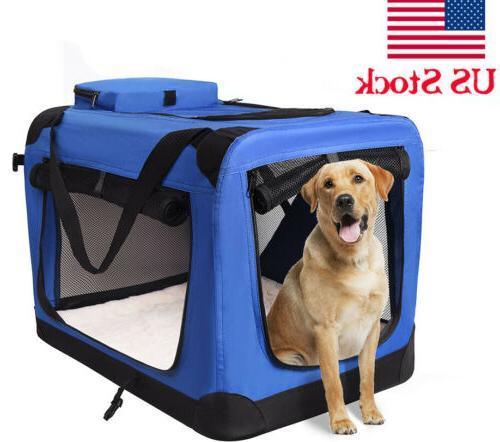 Pets Kennel Home - Soft Door