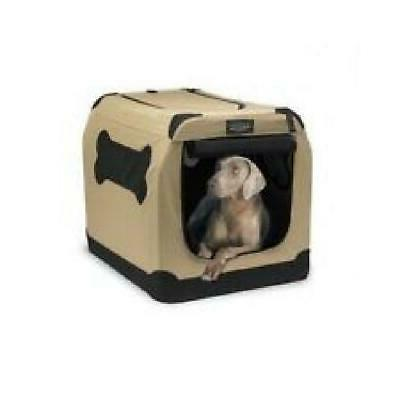 Petnation Port-A-Crate Indoor Outdoor Soft Sided Crate,
