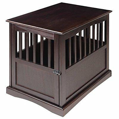 port pet crate table dog