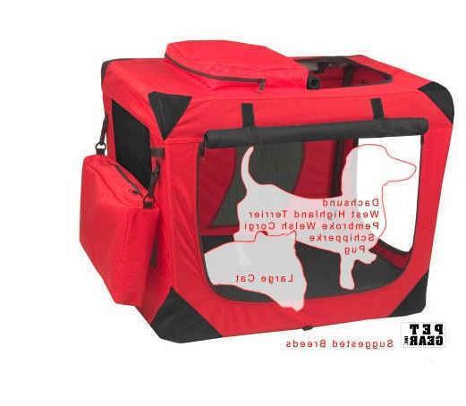 Pet Gear Soft Crate-26