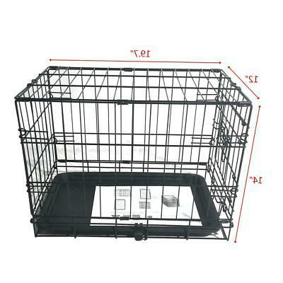"20"" Small Cat Playpen Metal Tray"