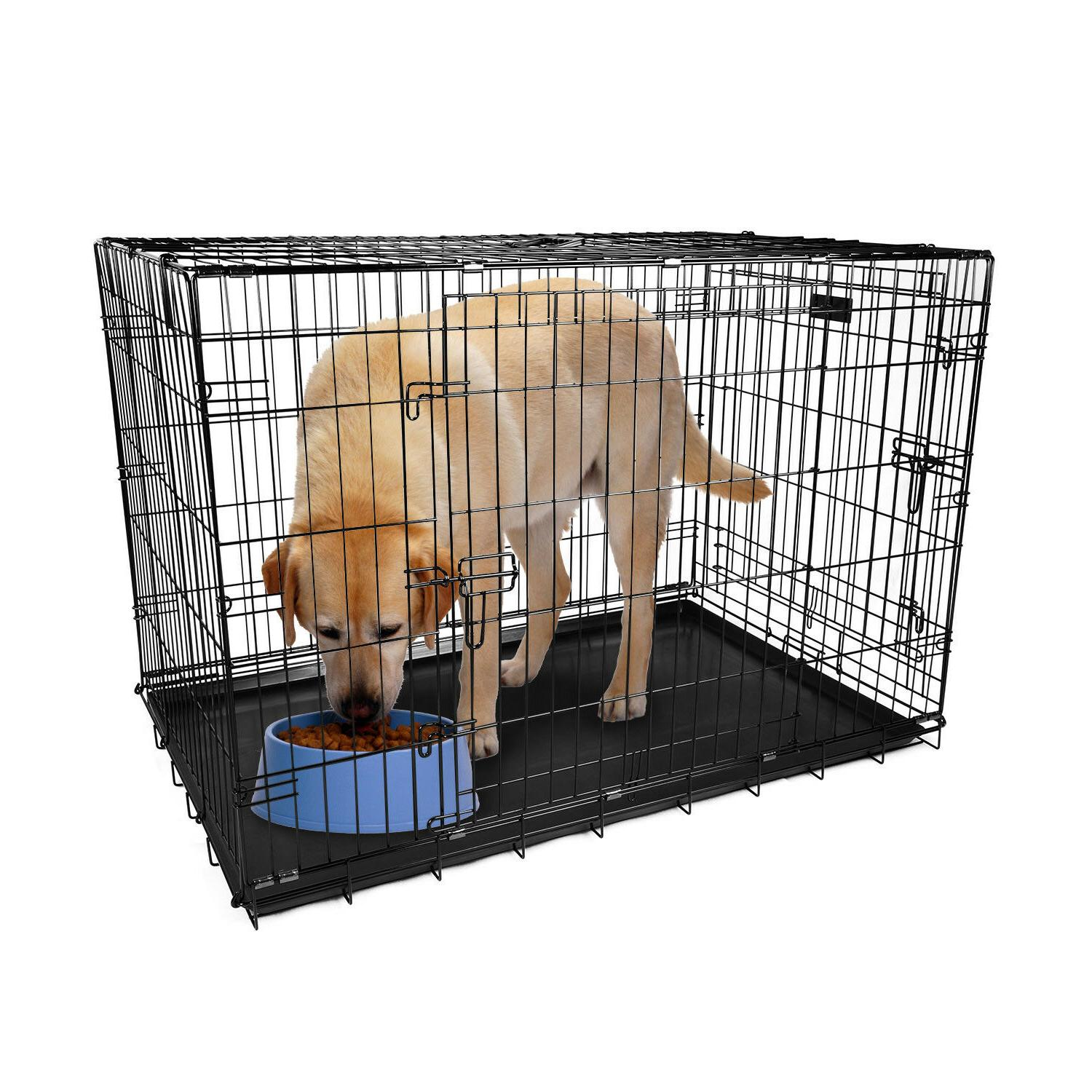 """Small 24"""" Cage Crate 24.5×16.9×19 Inches US"""