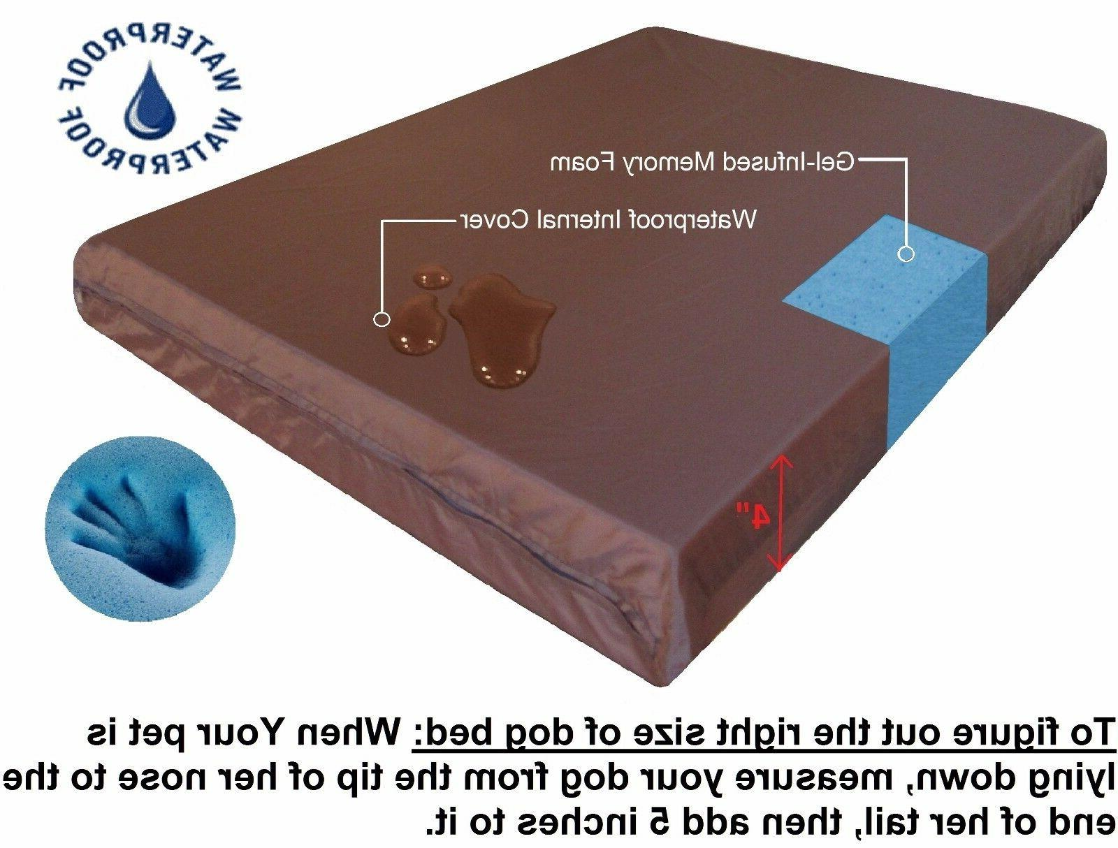 1680 Ballistic Extra Large Dogbed4less