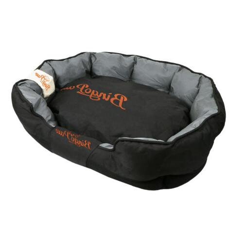 Waterproof Lounge XL Dog Bed Removable Cover