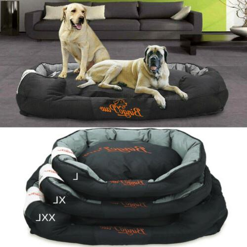 Waterproof Jumbo Orthopedic Dog Bed Pet Washable