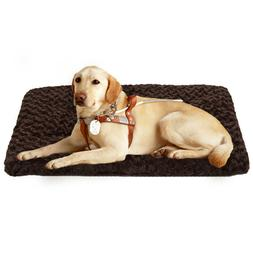 Large Dog Bed Cat Mat Pet Pad Warm Crate Cushion Anti Skid S