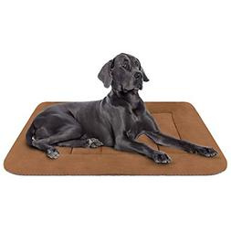 Hero Dog Large Dog Bed Crate Pad Mat 42 Inch Washable Matter