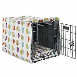 Bowsers Luna Luxury Dog Crate Cover