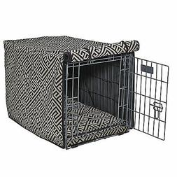 Bowsers Luxury Avalon Dog Crate Cover
