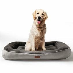 Petsure M/L/XL Plush Dog Bed  for Small, Medium, Large Pets