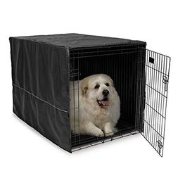 "MidWest 48"" Dog Kennel Covers / Dog Crate Cover"