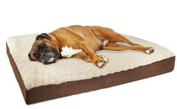 Orthopedic Pet Bed Cushion Pad Mat Memory Foam for Dog Cat C