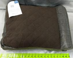 Furhaven Pet Bed pad NAP Crate Kennel Orthopedic Dog Mat sma