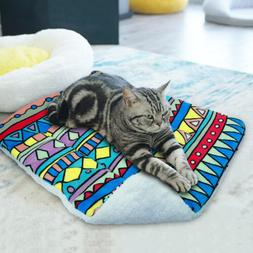 Pet Beds for Small Dogs Mat Cushion Puppy Cat Basket Mattres