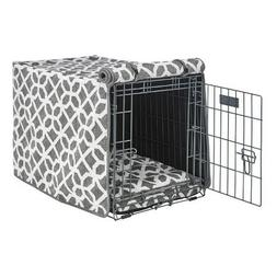 Bowsers Pet Products PALAZZO Chenille Luxury Dog Crate Cover