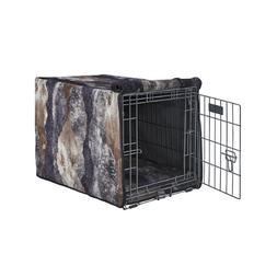Bowsers Pet Products SONOMA Microvelvet Luxury Dog Crate Cov