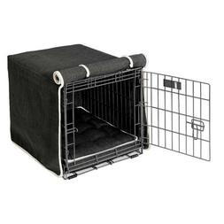 Bowsers Pet Products STORM Microlinen Luxury Dog Crate Cover