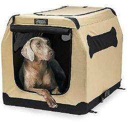 Petnation Port-A-Crate Indoor & Outdoor Soft Sided Dog Crate