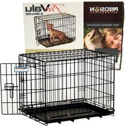 Precision Pet Products Prec Pro-Valu Crate 42 x 28 x 30 Blac