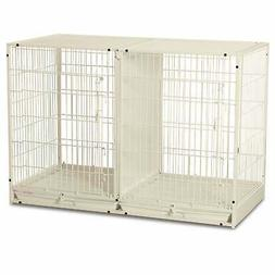 ProSelect Color Modular Cage X-Tall with Plastic Tray - Ivor