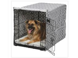 """Quiet Time Dog Crate Cover Polyester 36""""Lx23Wx25H"""